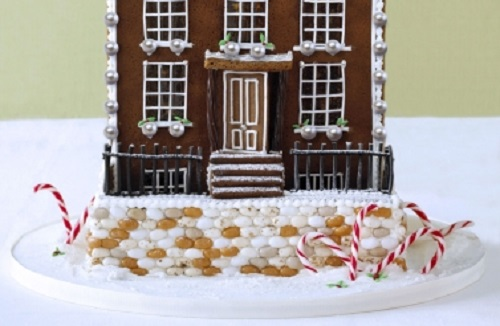 Buy your own gingerbread home for £50k