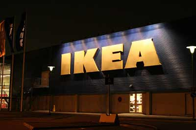 12 year old boy found living in IKEA