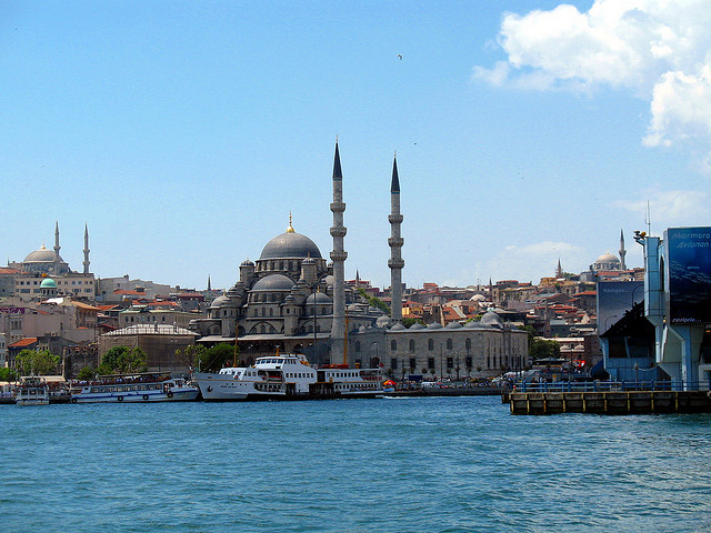 Turkey's booming population boosts property market