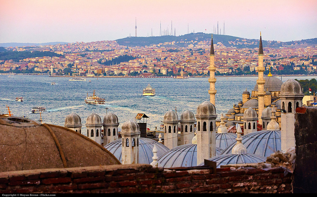 Istanbul becomes international hotspot as property sales rise