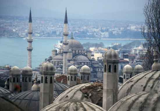 Demand for Turkish property climbs