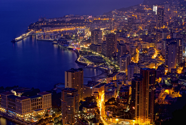 Monaco property market enjoys record year