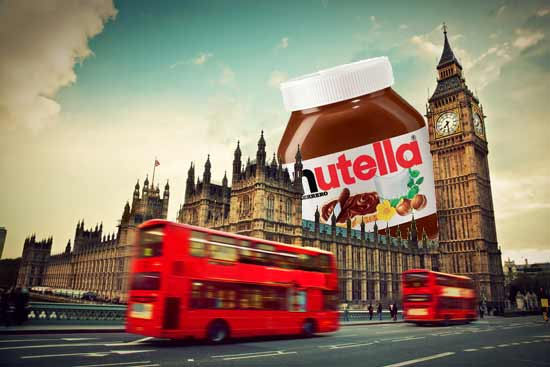 5 property facts you didn't know about Nutella