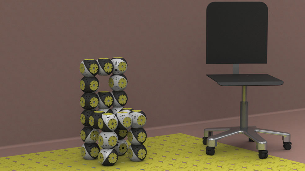 Meet the robot furniture of your future