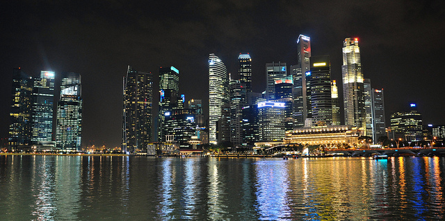 And the word's most expensive city is... Singapore