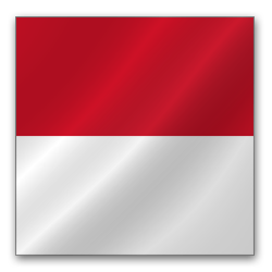 Indonesia's Flag