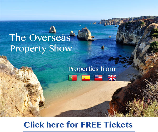 The Overseas Property Show. Coming to a city near you.