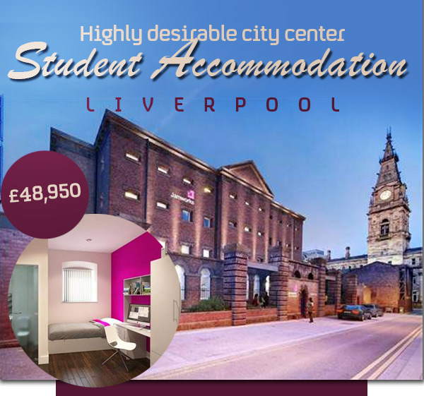 Highly Desirable City Center Student Accommodation