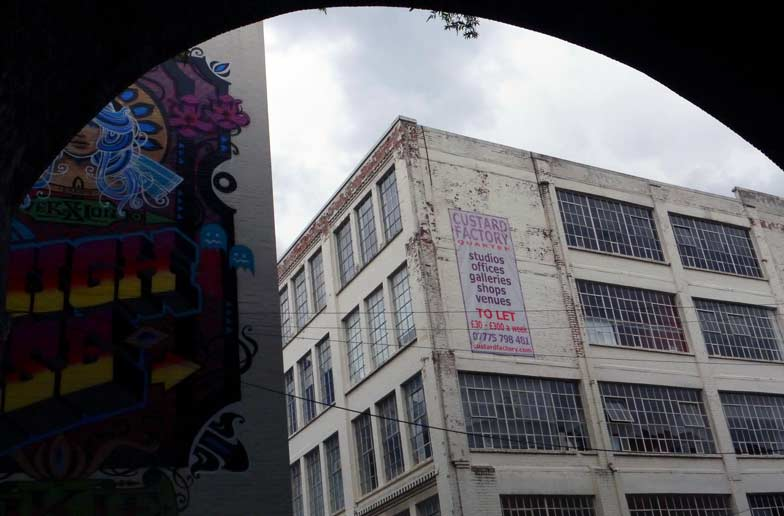 Custard-Factory-To-Rent